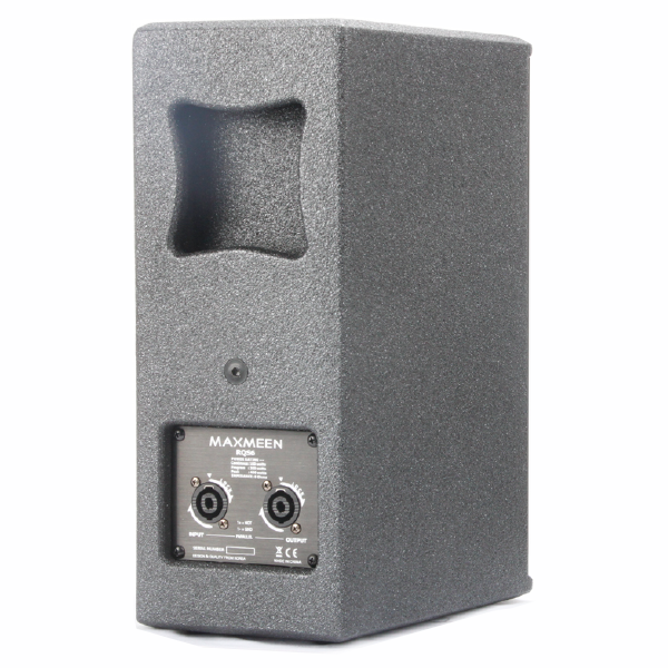 MAXMEEN Box Speaker RQS6 Back