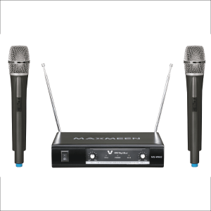 MAXMEEN WIRELESS MICROPHONE MG-W442