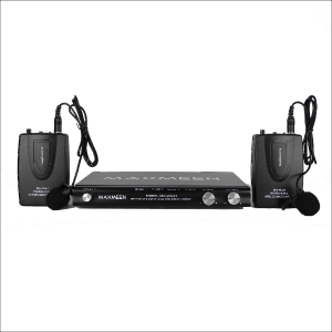 MAXMEEN WIRELESS MICROPHONE MG-W551