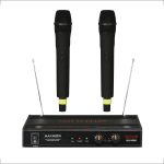 MAXMEEN WIRELESS MICROPHONE MG-W990