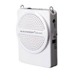 Portable Voice Amplifier, MG-PA50