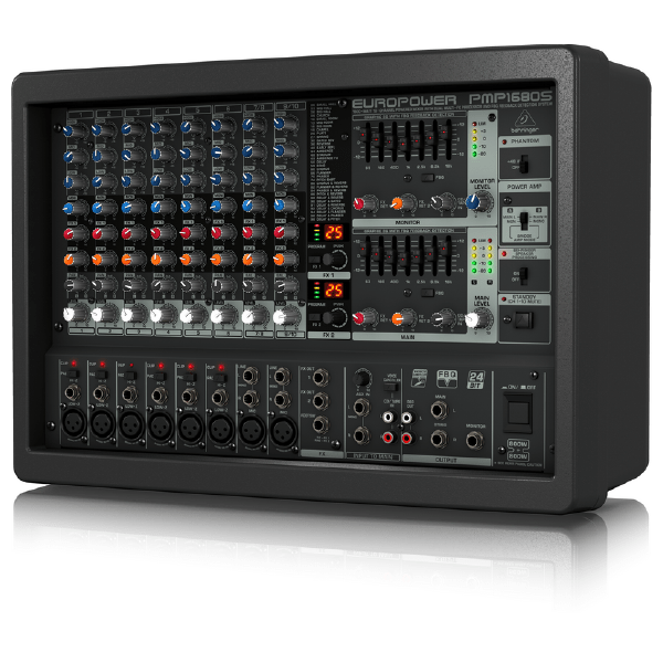 Behringer Powered Mixer EROPOWER PMP1680S