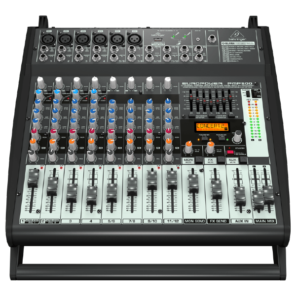 Behringer Powered Mixer EROPOWER PMP500