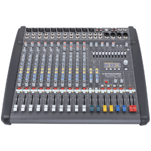 DYNACORD POWERED MIXER POWERMATE 1000-3
