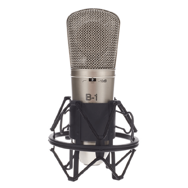 Behringer Studio Condenser Microphone B-1 with stand Maxmeen