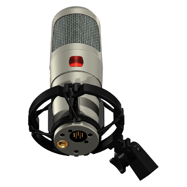 Behringer Studio Condenser Microphone T-1 bottom
