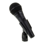 SHURE VOCAL MICROPHONE PGA58 with holder