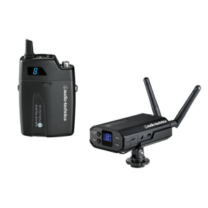 AUDIO-TECHNICA ATW-1701P WIRELESS CAMERA MICROPHONE SYSTEM