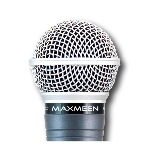 Maxmeen Vocal Microphone MG-GO50 Top