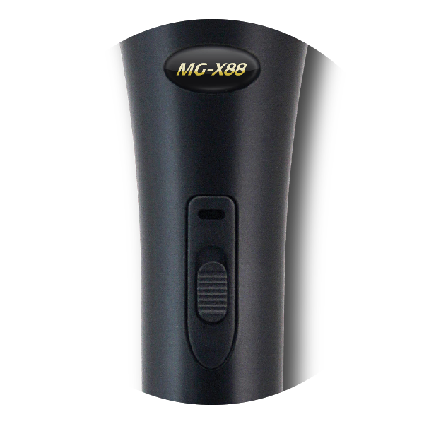 Maxmeen Vocal Microphone MG-X88 Switch