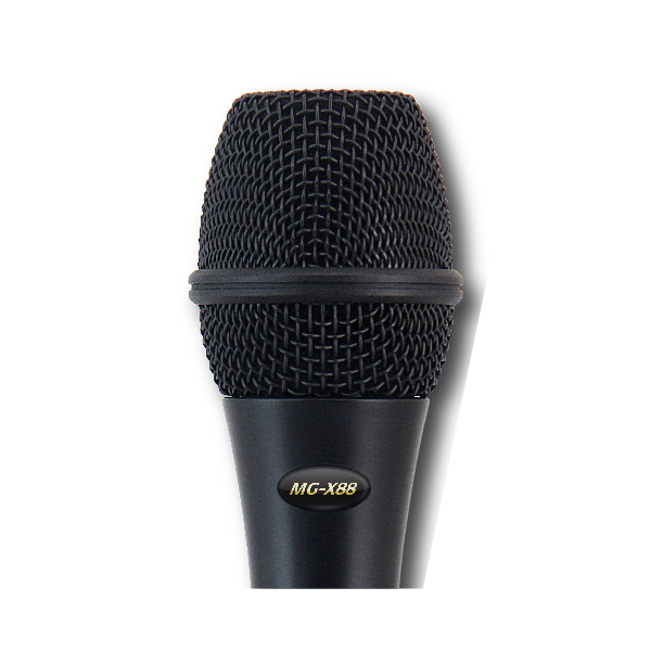 Maxmeen Vocal Microphone MG-X88 Top