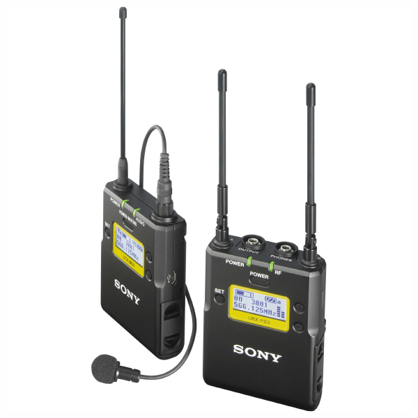 SONY UWP-D11 WIRELESS CAMERA MICROPHONE SYSTEM