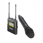 SONY UWP-D12 WIRELESS CAMERA HANDHELD MICROPHONE SYSTEM