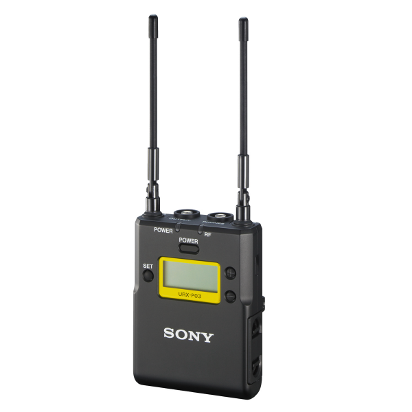 SONY UWP-D12 WIRELESS CAMERA HANDHELD MICROPHONE SYSTEM trans