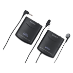 SONY WCS-999 WIRELESS CAMERA MICROPHONE SYSTEM