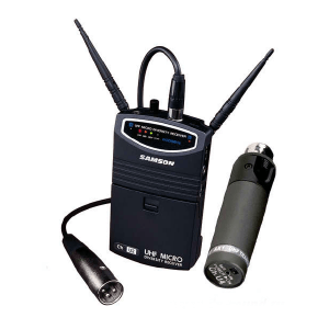 SAMSON UM1 HH WIRELESS CAMERA MICROPHONE SYSTEM