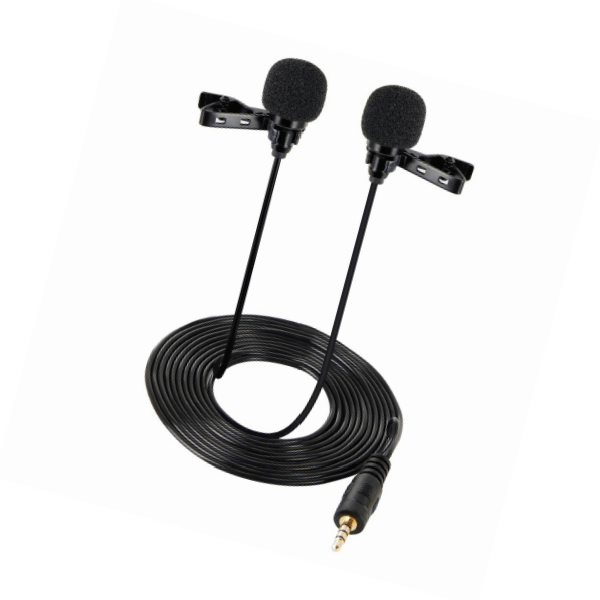 TONOR DUAL CONDENSER MOBILE MICROPHONE dual