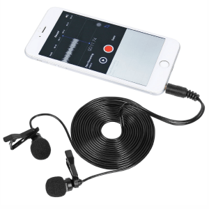 TONOR DUAL CONDENSER MOBILE MICROPHONE